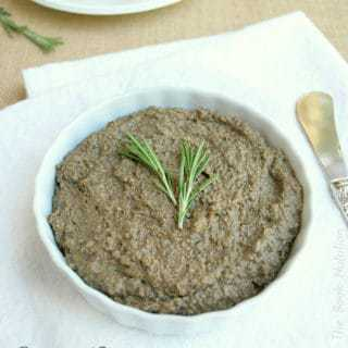 Chicken Pate with Rosemary, Sage & Wine