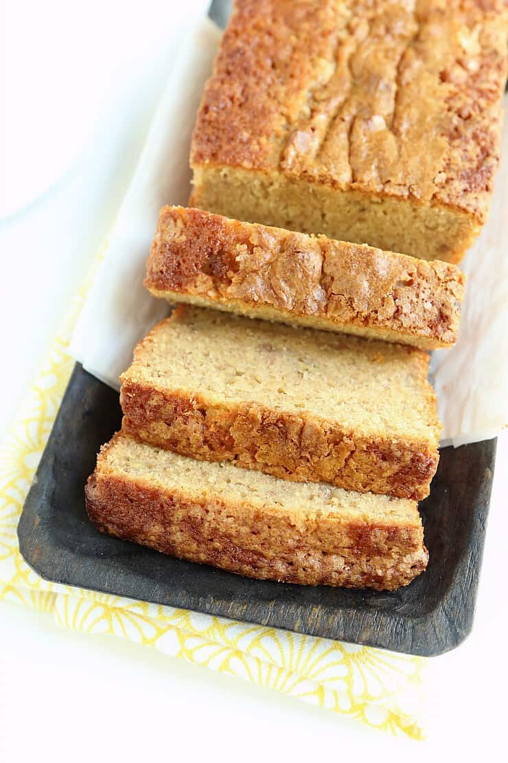 World S Best Banana Bread With Einkorn Flour Back To The Book