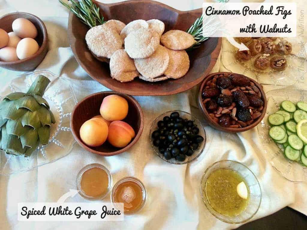 Bible foods picnic 2
