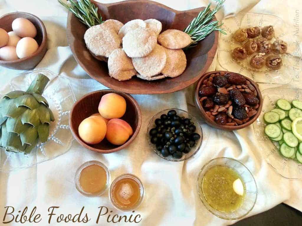 Bible foods picnic 3