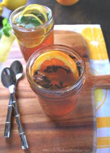 Natural Honey Syrups for Sore Throat and Cough | Back To The Book Nutrition