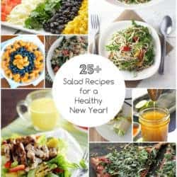 25 Salad Recipes for a Healthy New Year | Back To The Book Nutrition