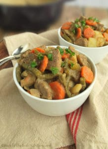 Old Fashioned Beef Stew | Back To The Book Nutrition