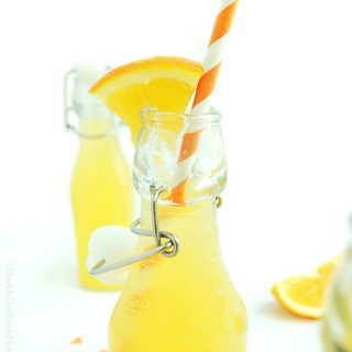 Probiotic Orange Soda