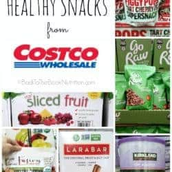 Ultimate Guide to Healthy Prepared Foods at Costco (+ Printable