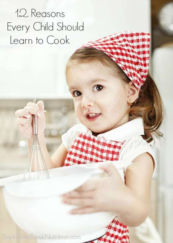 essay on should boys learn to cook food The first cooking project i took on why your teen should learn to cook author: jen it's true that in college one can survive completely on dorm food.
