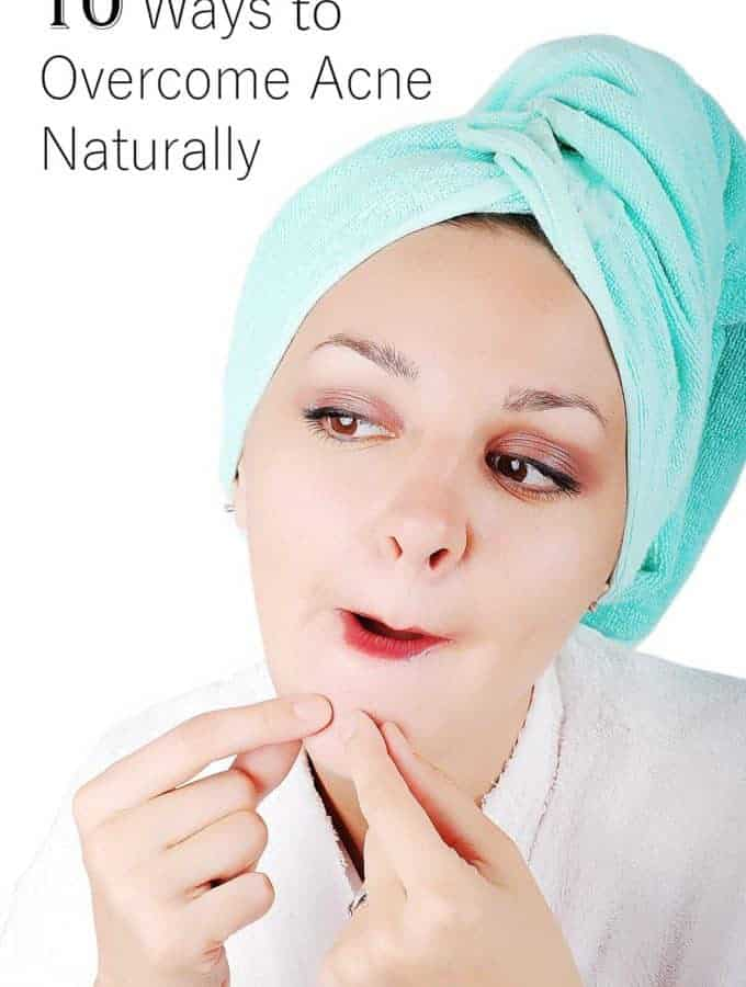 What really causes acne plus 10 ways to overcome acne naturally! | Back To The Book Nutrition