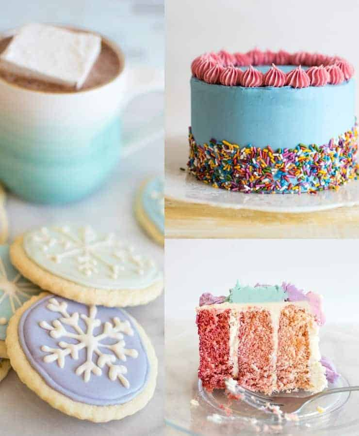 How To Make Yellow Frosting Without Food Coloring