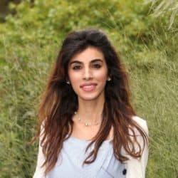 head shot of co author Khadija Hamid