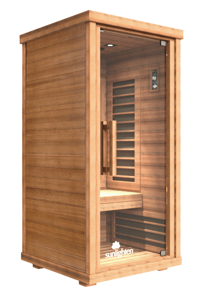image of far infrared sauna